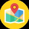 location-map-flat
